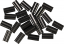 Cupped Cord Crimps 24pk