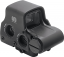 EOTech EXPS3-0 Holographic Red Dot Black 68MOA Ring 1MOA CR123