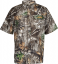 Habit Hatcher Pass Camo Guide S/S Shirt Realtree Edge Medium