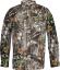 Habit Hatcher Pass Camo Guide L/S Shirt Realtree Edge Large