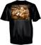 Duck Dynasty Family Calling Short Sleeve Tshirt Black Large