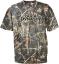 Duck Dynasty Logo Short Sleeve Tshirt Camo & Max 4 Large