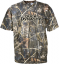 Duck Dynasty Logo Short Sleeve Tshirt Camo & Max 4 XL