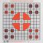 30-06 Sight in Grid Target 20pk.
