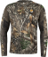 Baselayer AMP Lightweight Top Realtree Edge Xlarge
