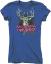Ladies Quit Staring Iris Short Sleeve T-Shirt 2X