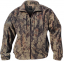 Full Zip Fleece Jacket Natural Camo 2X