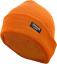 Hot Shot Insulated Cuff Cap 2-Ply Blaze Orange