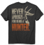 Never Apologize Short Sleeve Shirt 2X