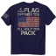 Pack It Shirt Navy Large