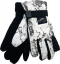 Waterproof Insulated Gloves Snow Camo Medium/Large