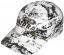 6 Panel Baseball Hat Snow Camo