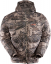 Kelvin Down Hoodie Open Country Medium