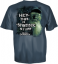 Youth Duck Dynasty S/S Tshirt Si-Intistic Harbor Blue Large