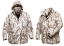 Waterproof Insulated Parka Snow Camo Large