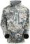 Sitka Mountain Jacket Open Country Camo Large