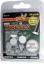 HME Plastic Reflective Tacks White 50 pk.