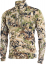 Sitka Ascent Shirt Subalpine Camo Large