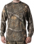 Long Sleeve Tshirt Realtree Xtra Camo Large