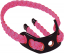 Standard Target Neon Pink Bow Sling