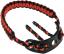 Bow Sling Elite Custom Cobra Black/Red