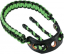 Bow Sling Elite Custom Cobra Black/Neon Green