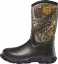 Lil Alpha Lite 5.0mm Boot Realtree Size 2