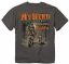 Youth My Hero Short Sleeve Shirt Small