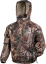 Camo Pro Action Rain Jacket Realtree Xtra 3X