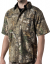 Cape Back Short Sleeve Shirt Realtree Xtra Camo Medium