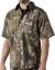 Cape Back Short Sleeve Shirt Realtree Xtra Camo Medium