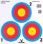 30-06 Mini Paper Targets 3 Spot Vegas 100 pk.