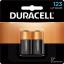 * Duracell Lithium Battery CR123 2 pk.