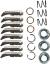 Fatal Steel 100gr Replacement Blades