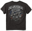 NRA 2nd Amendment Shirt Dark Heather Gray Large