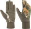 Hot Shot Youth Grazer Glove Realtree Edge Large