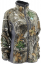 Nomad Womens Harvester Jacket Realtree Edge/Charcoal Gray L