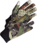 Non-Typical Bow Gloves 3D Deception Camo XL