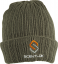 Carbon Alloy Knit Cuff OSFM Hat Forest Green