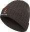 Carbon Alloy Knit Cuff OSFM Hat Charcoal