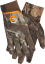 Savanna Lightweight Shooters Glove Realtree Edge Large