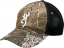 Browning Womens Tagged OUt Cap Realtree Xtra Camo w/Violet