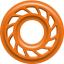 *M Mathews Nano Flatline Damper Orange 2 pk.