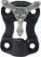 Axcel XP Wedge Lock Bracket Silver/Black
