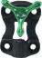 Axcel XP Wedge Lock Bracket Green/Black