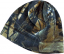 Fleece Reversible Beanie Adventure Brown/Black
