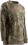 Berne Longshot Long Sleeve T-Shirt Realtree Xtra Camo XL