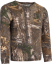 Berne Youth Long Gun L/S T-Shirt Lg Realtree Xtra Camo