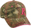 Ladies Remington Pink R Hat Mossy Oak Infinity