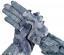 Spando Hands Reg Mossy Oak w/o Gripper Dots